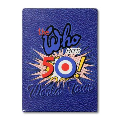 The Who 50th Anniversary Playing Cards