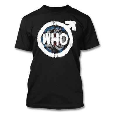 The Who Looking Out T-shirt