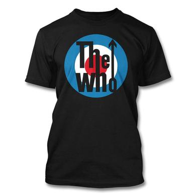 The Who Classic Target T-shirt