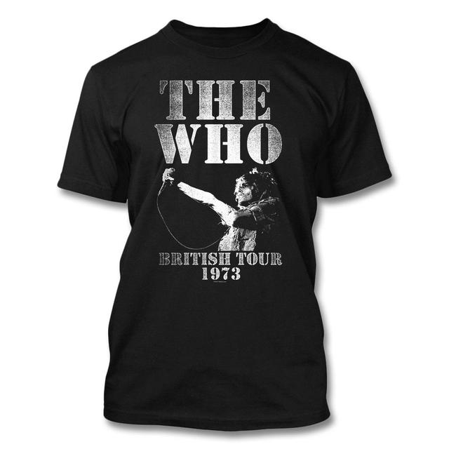The Who 1973 T-shirt