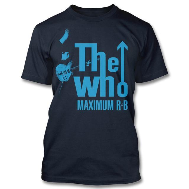 The Who Maximum R&B Navy T-shirt