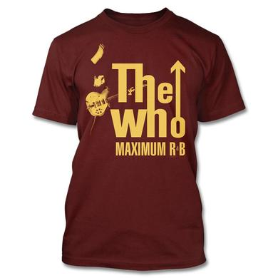 The Who 2016 Tour Exclusive - Maximum R&B T-shirt