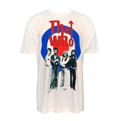 The Who Target Band T-shirt