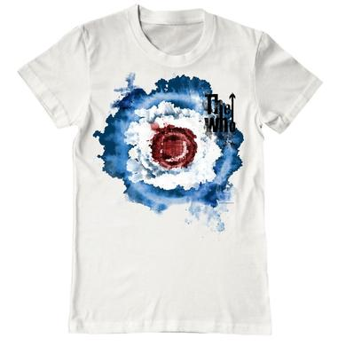 The Who Bleed T-shirt - Women's (white)