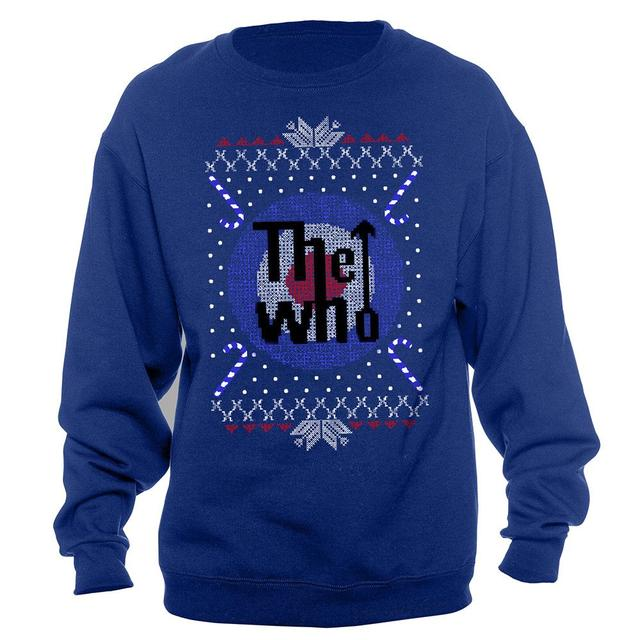 The Who Target Holiday Sweater