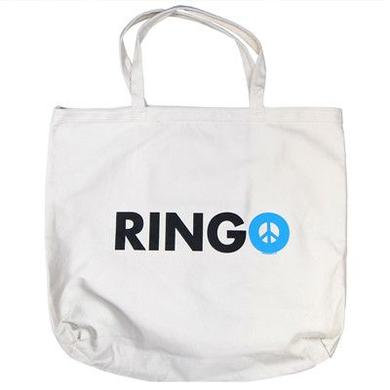 The Who Ring Peace Natural Tote Bag
