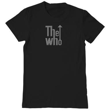 The Who Diamond Logo T-shirt - Women's