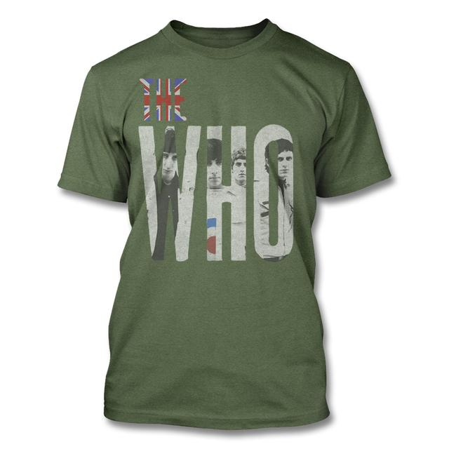 The Who Look Out T-shirt