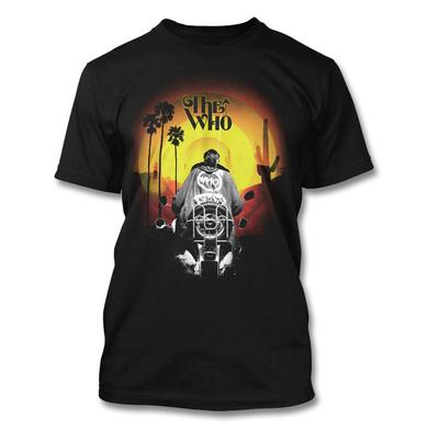 The Who Desert Scooter T-shirt