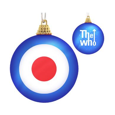 The Who 2016 Target Ornament