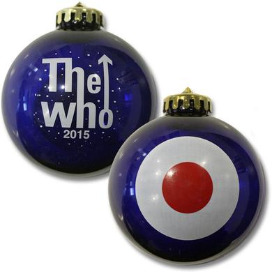 The Who 2015 Holiday Ornament