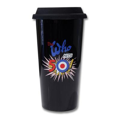 The Who 50th Logo Latte Mug