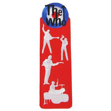 The Who Bookmark Patch