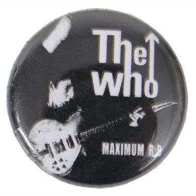 The Who Maximum R&B Button