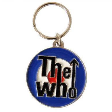 The Who Pewter Keychain