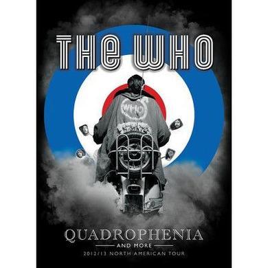 The Who Quadrophenia Tour Program