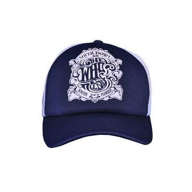 The Who Superbowl Show Blue Trucker Hat