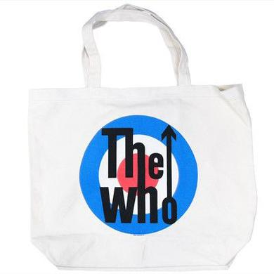 The Who Target Natural Tote Bag