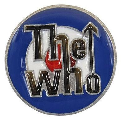 The Who Target Pin