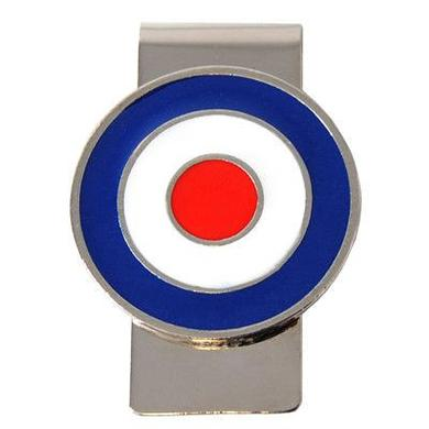 The Who Target Silver Money Clip
