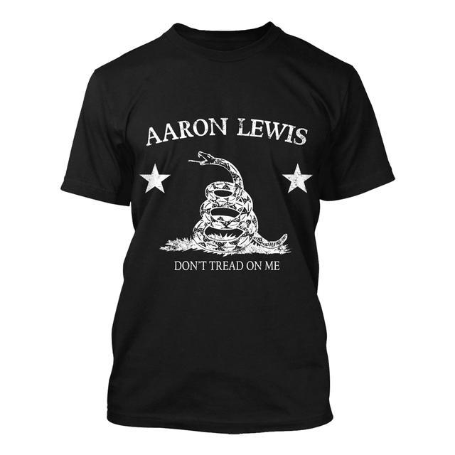 Aaron Lewis Snake Men's Slim Tee
