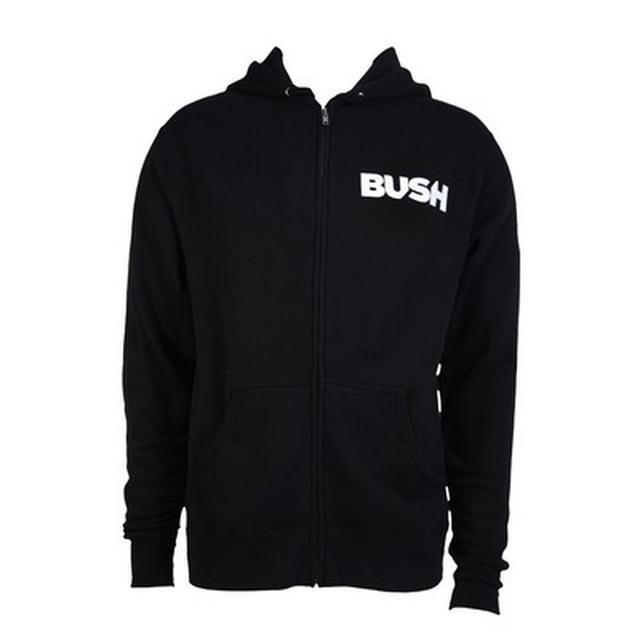 Bush Nolign Zip Hoodie