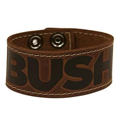 Bush VIP Leather Wristband