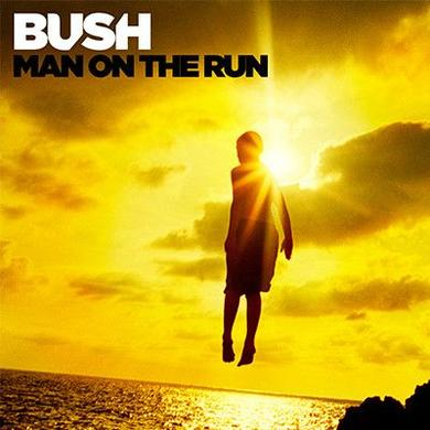 Bush Man On The Run CD