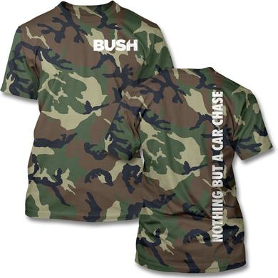 Bush Car Chase T-shirt