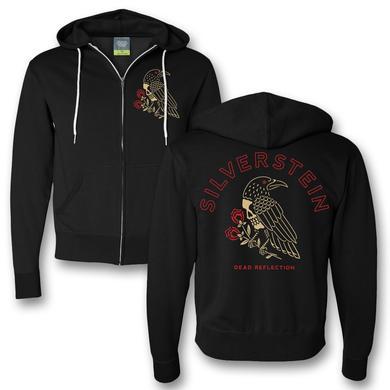 Silverstein Crow Zip Hoodie