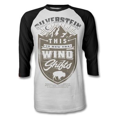 Silverstein Crest Raglan Shirt