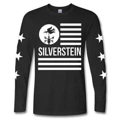Silverstein Flag Longsleeve Shirt