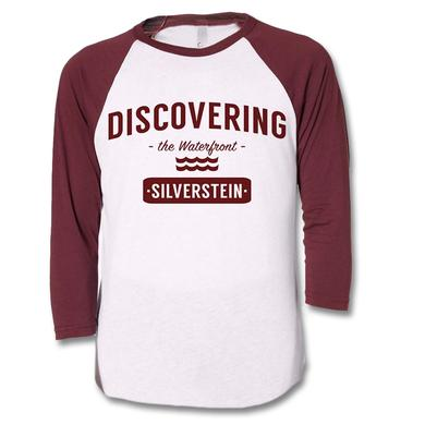 Silverstein Discovering The Waterfront Raglan