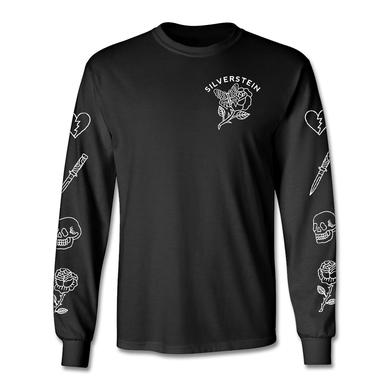 Silverstein Flash Longsleeve Shirt