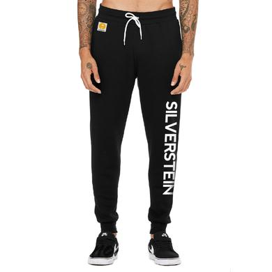 Silverstein Patch Logo Joggers