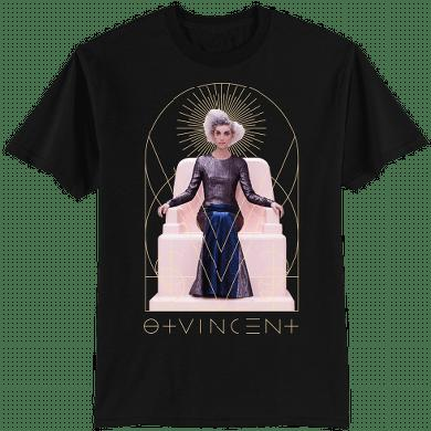 St Vincent Chair Tee