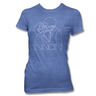 St Vincent Blue Surgeon Ladies Tee