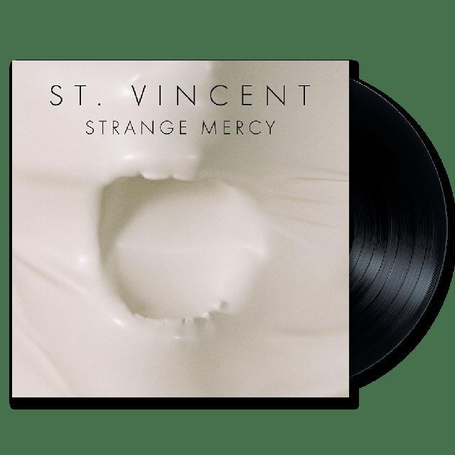 St Vincent Strange Mercy LP
