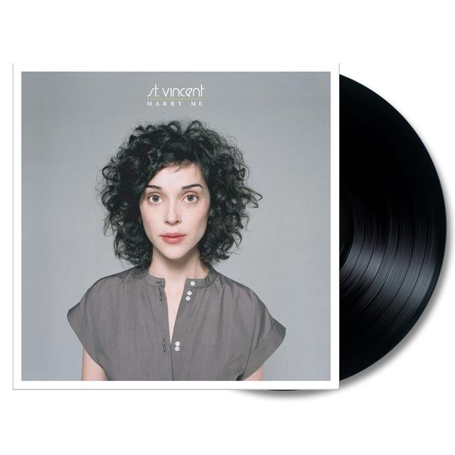 St Vincent Marry Me LP