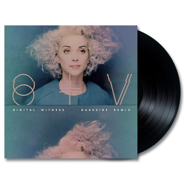St Vincent Digital Witness X Darkside 12""