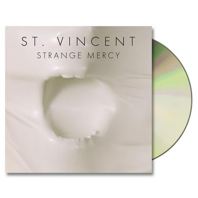 St Vincent Strange Mercy CD