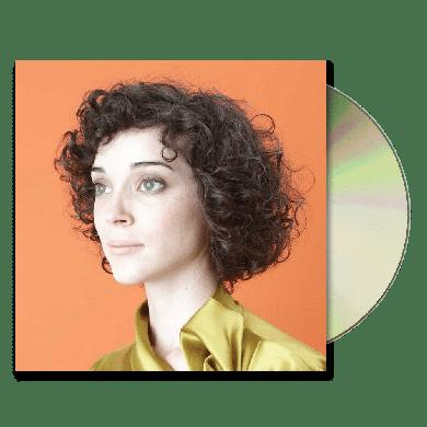 St Vincent Actor CD