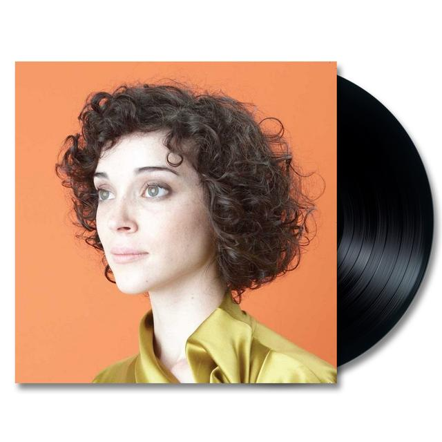 St Vincent Actor LP