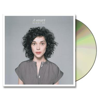 St Vincent Marry Me CD