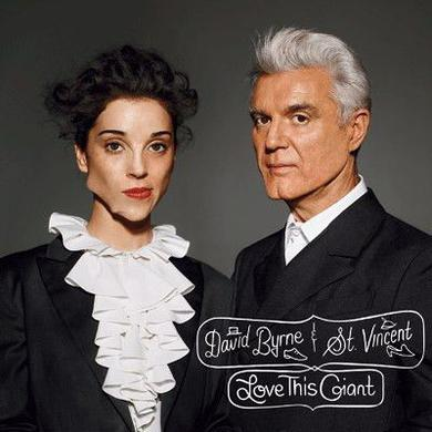 St Vincent Love the Giant CD