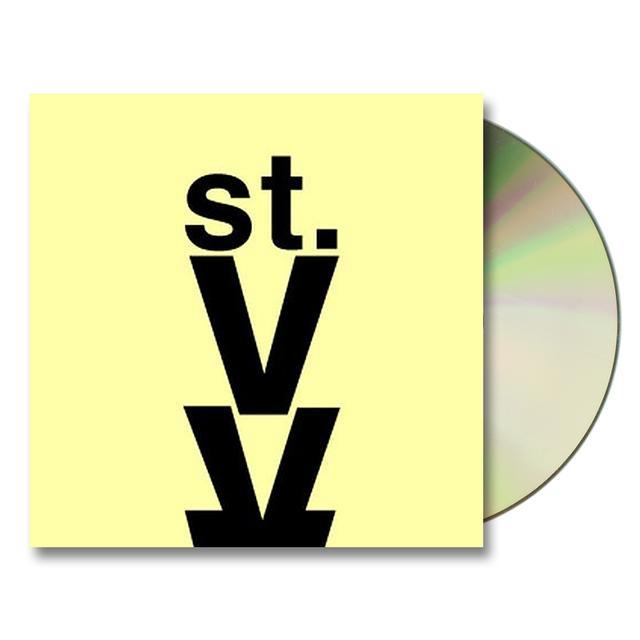 St Vincent Paris is Burning CD