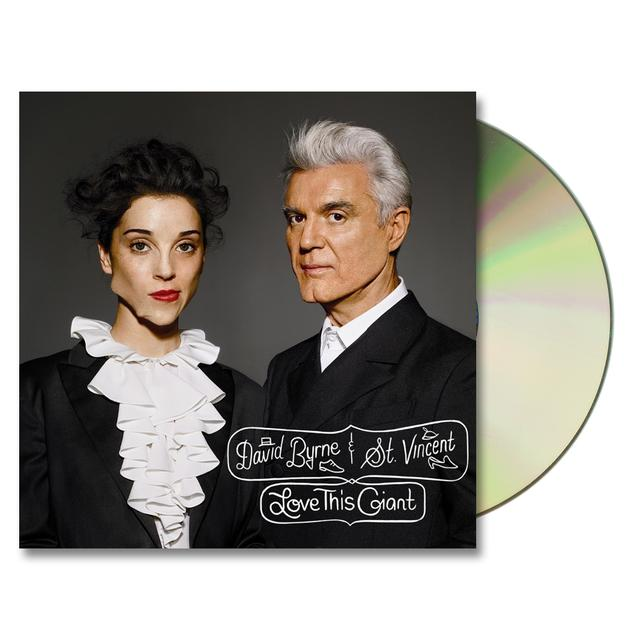 St Vincent Love This Giant CD