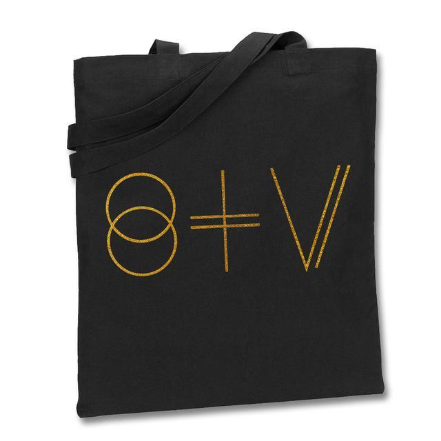 St Vincent STV Logo Tote - Black