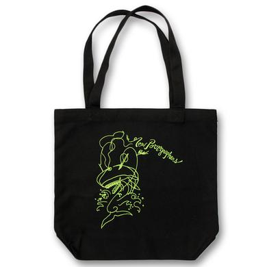 The New Pornographers Whale Tote Bag