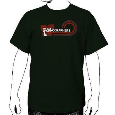 The New Pornographers Lines Premium T-Shirt